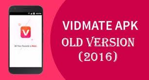 Vidmate 2016 Version